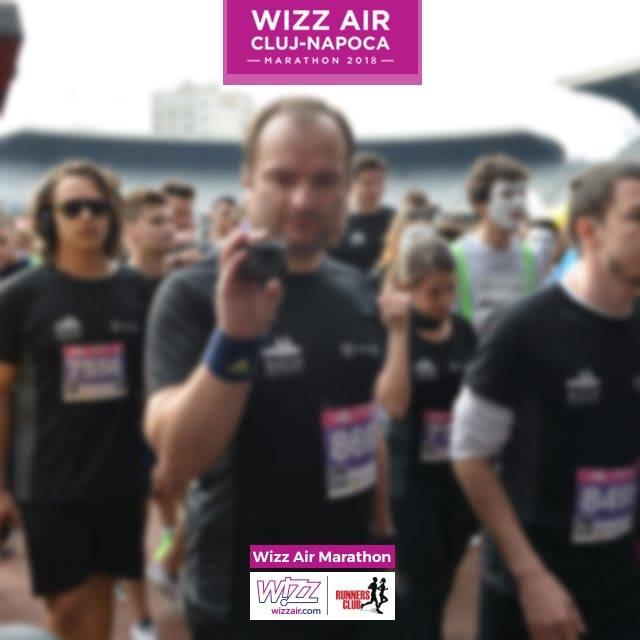 8th Wizz Air Cluj-Napoca Marathon 2018