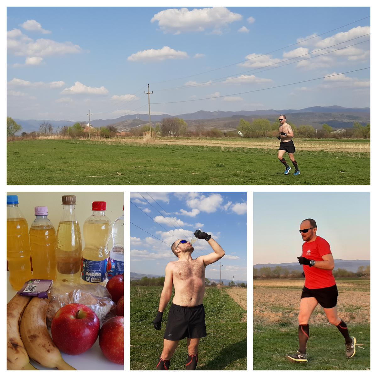 2 ani de alergat