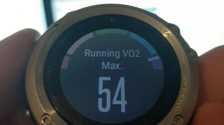 VO2 Max 54