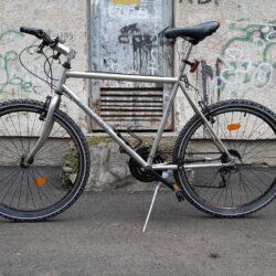 conversie bicicletă veche