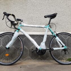 rezultatul conversiei de bicicletă